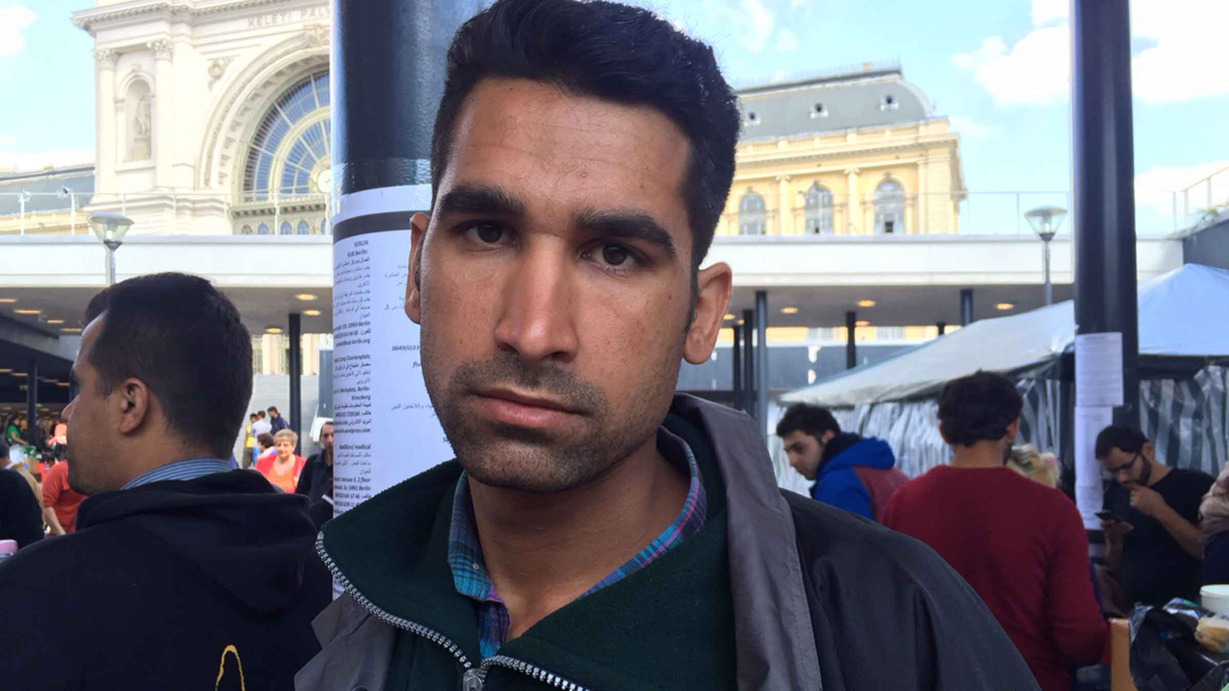 Mohammad Rezayee