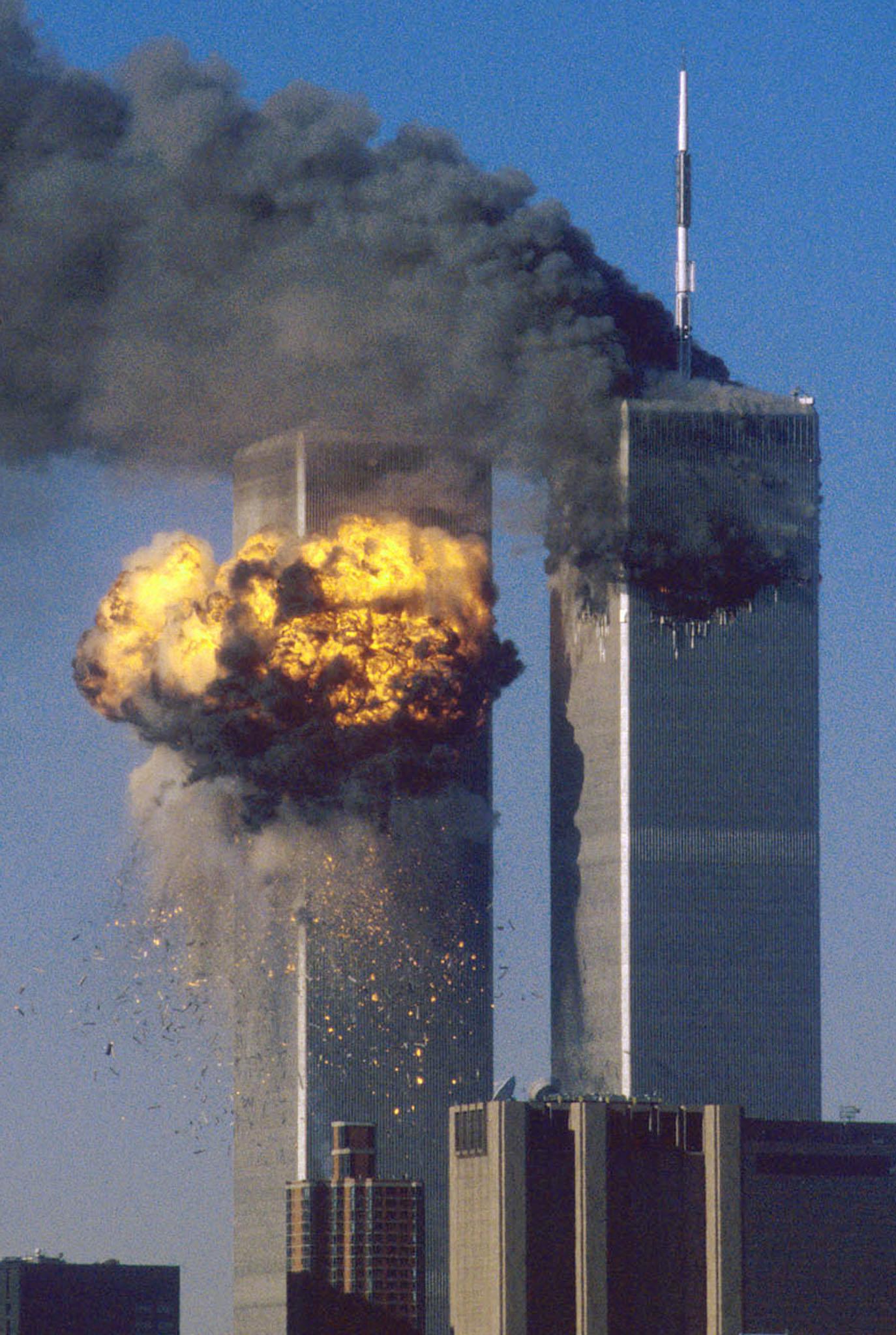 911 The Twin Towers  Wikipedia